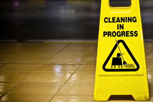 Proper planning is necessary for a successful summer floor careseason